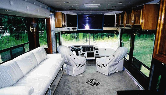 The Worlds First Luxury Amphibious Motor Coachboat