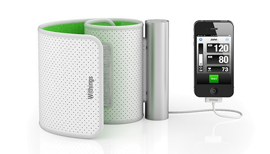 Withings Blood Pressure Monitor img1 544px