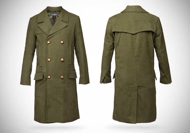 Doctor Who 11th Doctor's Green Jacket
