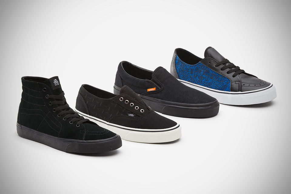 Vans x Metallica Signature Shoes