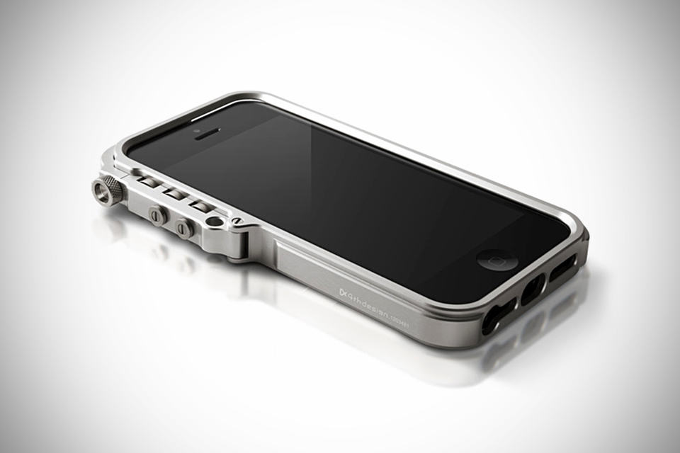 timeless design 9fa60 3ab0d TRIGGER Case Metal Bumper Case for iPhone 5 | SHOUTS