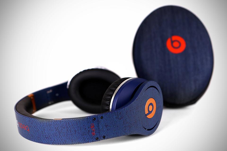 Limited Edition Denim Beats by Dre Studio Headphones