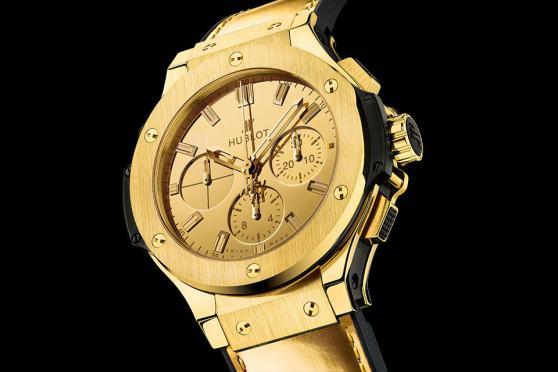 Hublot Big Bang Zegg & Cerlati Yellow Gold Edition