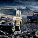 Only in Japan, You Get to Buy a Re-release Toyota Land Cruiser 70