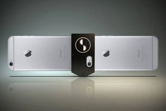 Stesco Wants to Turn Two iPhones into One 3D Stereoscopic Camera