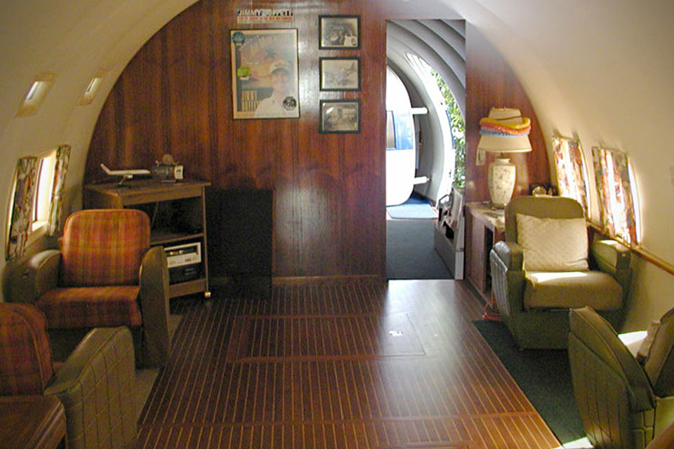 You Can Hold A Party Onboard This Sea Faring Boeing 307