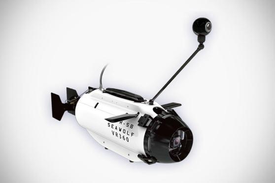 TTRobotix TR-SB Seawolf VR360 Unmanned Sea Vehicle