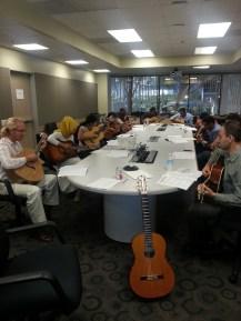 Beginning Guitar Class