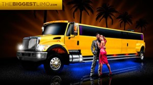 The Biggest Limo