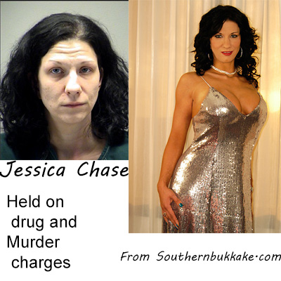Amateur porn performer Jessica Chase Being Held on Murder Charges