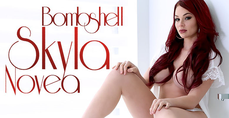 Movie of the Month for October 2017: Bombshell Skyla Novea
