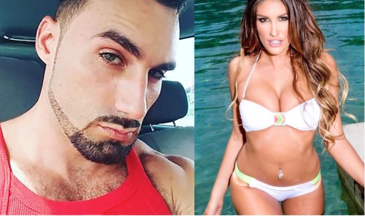 'Pansexual' Douche Jaxton Wheeler Sets Twitter Account to Private, Tries Spin in Wake of August Ames Bullying