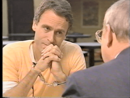 Ted Bundy and Dr. James Dobson