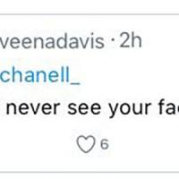 Davina Davis Slings More Racial Slurs