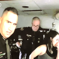 VIDEO: Woman arrested on A&E's 'Live PD' as porn blares in background