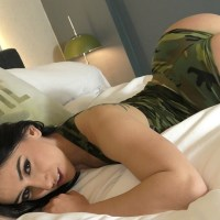 Booty Babe Mandy Muse Goes to Basic Training