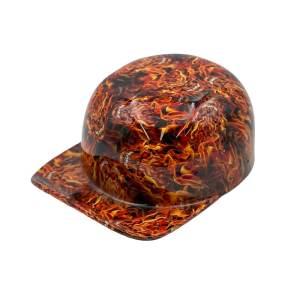 Flaming Skulls Doughboy Front