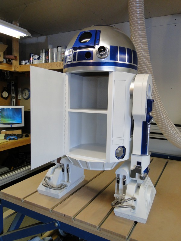 R2d2 Cabinet Mike S Hobbies