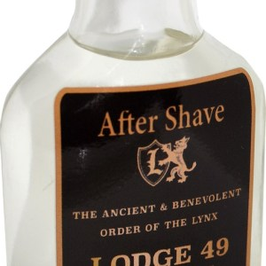 Wet The Face Lodge 49 aftershave