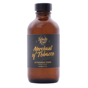 Wholly Kaw Merchant of Tobacco aftershave