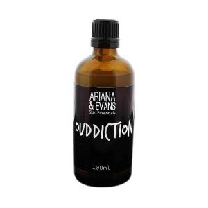 Ariana and Evans Ouddiction Aftershave