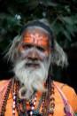 Sadhu print