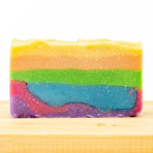Unicorn Farts kids soap