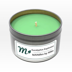 Buy Best Eucalyptus Explosion Candle