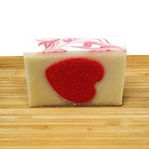 Strawberries & Cream Bar Soap