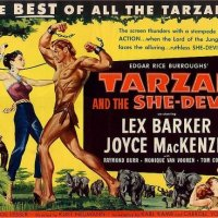 Tarzan at the Movies : The Film Posters