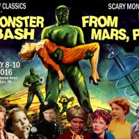 Classic Monsters and Movies in Mars, PA. ........ Day 1