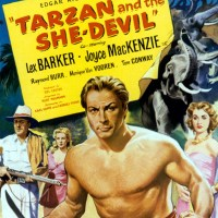 Lex Barker Tackles Tarzan ... Part 2