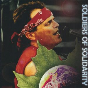 """Soldiers of Solidarity"" Album Cover"