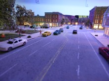 Main street downtown Brookfield