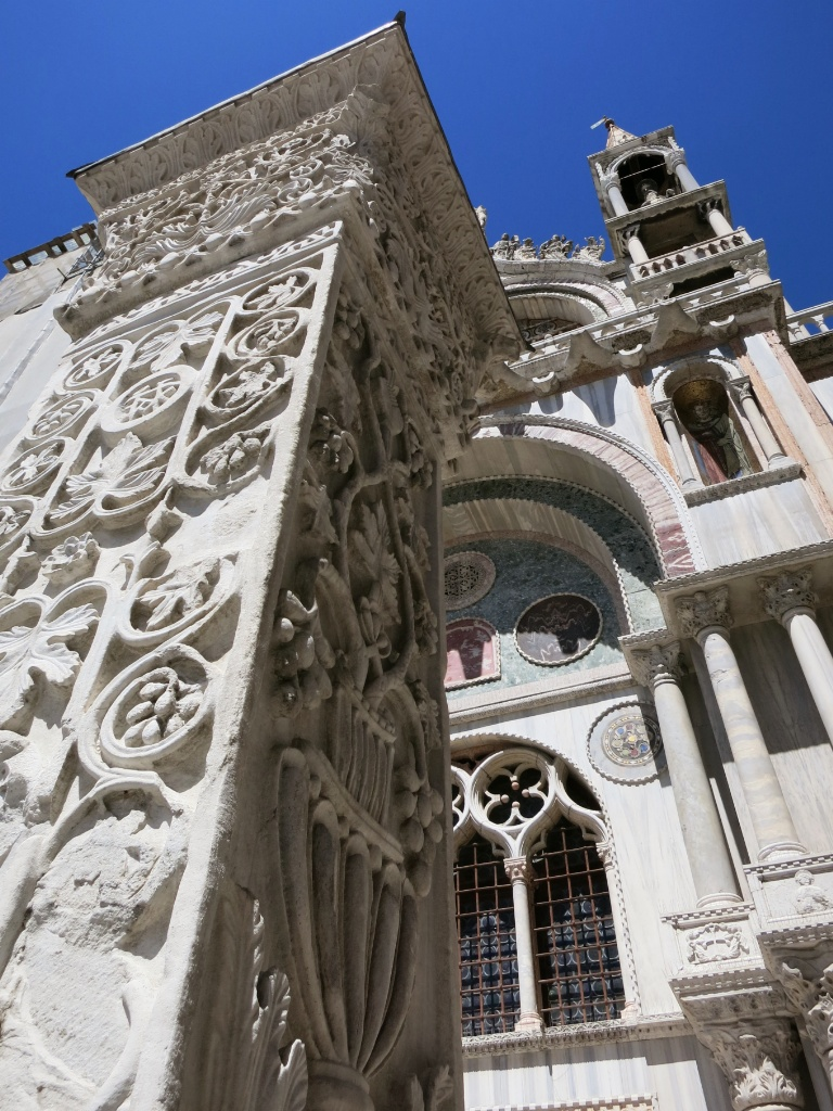 Venice Basilica Marco St