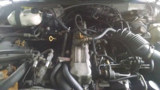 4.7 stroker motor