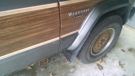 Xj wagoneer limited