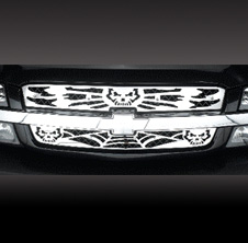 Bully Grille Inserts