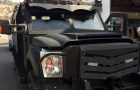 Mikes Truck & Line-X SWAT Truck