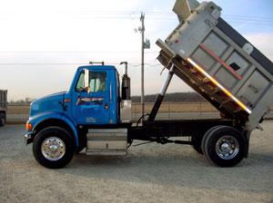 Equipment - Single Axle Dump Trucks