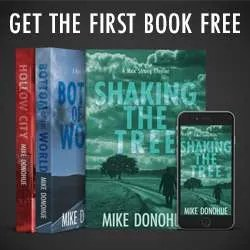 Max Strong Thriller Series - Get the first book free