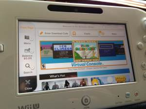 Wii-U-Virtual-Consoel