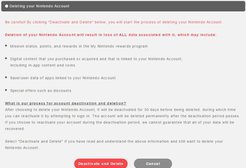 deleting-nintendo-account