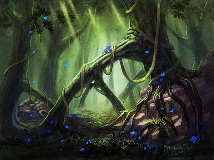lost_woods_by_athena_erocith-d5xrijp
