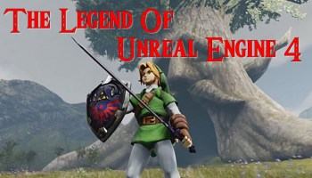 Watch & Play! The Legend of Zelda Ocarina of Time Unreal