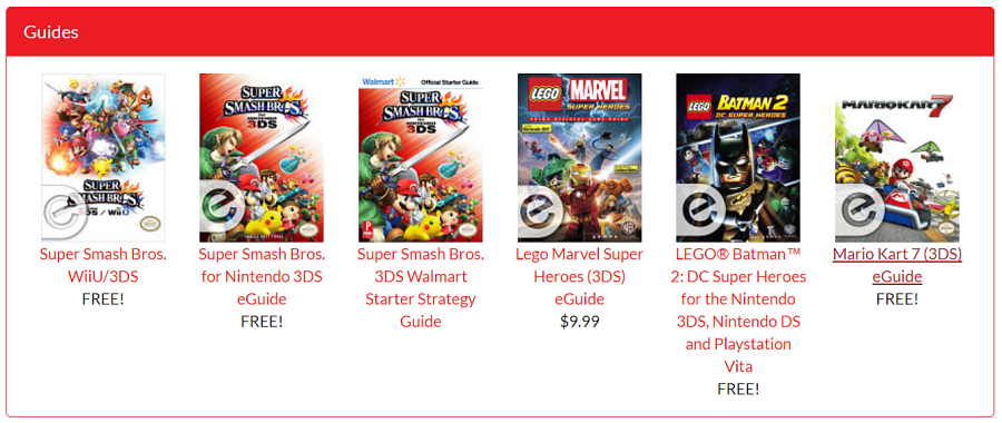 3DS guides