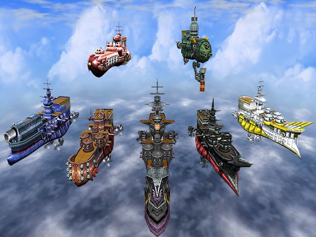 Skies Of Arcadia Legends Review - Miketendo64! By Gamers