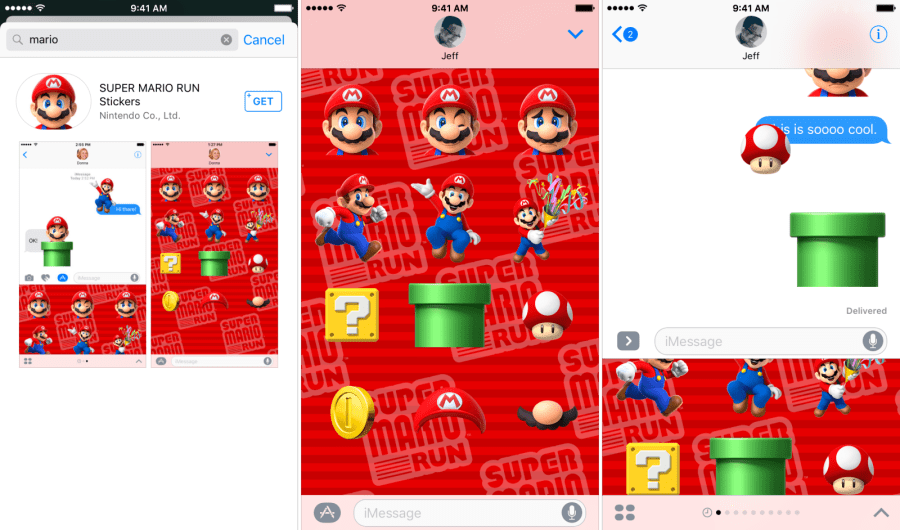 super-mario-run-sticker-pack