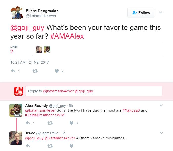 Fav Games So Far
