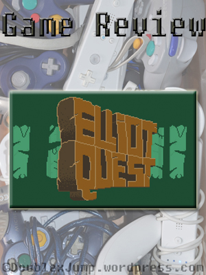 Elliot Quest Game Review